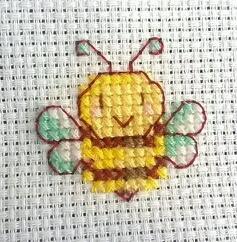 No. 67: Buzzy bee